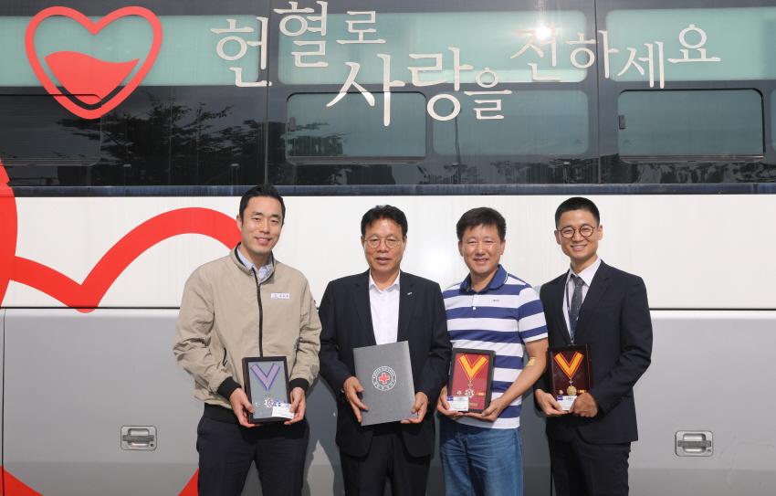 헌혈천사들 헌혈캠페인 동참 이미지2번째